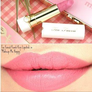 Too Faced Peach Kiss Moisture Matte Long Wear Lips